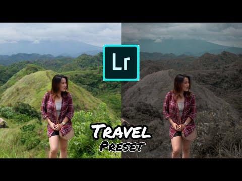 """MOSHY"" - BEST TRAVEL PHOTOGRAPHY PRESET | Free Lightroom Mobile Preset 2019 #MoshyMTV thumbnail"