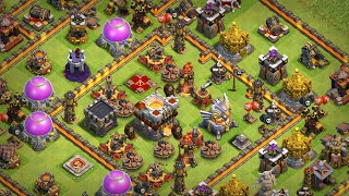 TH 11 TROPHY BASE/ ANTI ALL TROOPS /ANTI 3 STAR BASE/ LEGENDARY BASE/TROPHY PUSHING BASE/COC LOVERS