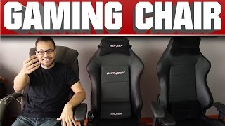 Gaming Chair Review - MAXNOMIC PRO CHIEF TBE