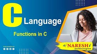 Functions in C | C Language Tutorial | Mr. Srinivas thumbnail