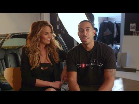 Ludacris & Chrissy Teigen: Hosting the 2015 Billboard Music Awards (Photo Shoot)