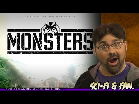 Monsters - Movie Review (2010)