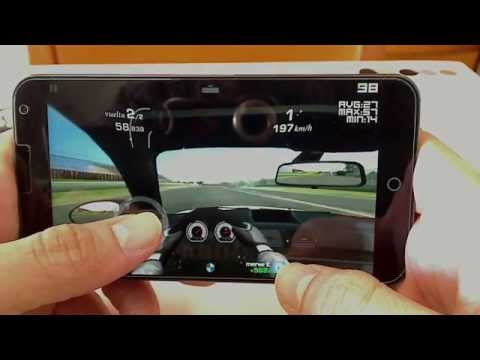Real Racing 3 - Meizu MX4 Gameplay with FPS Meter