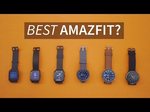 Which Amazfit Watch To Buy In India?