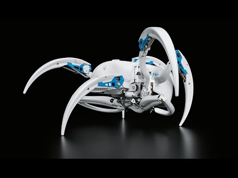 3 Cool New Bionic Robots With Ai Technology From Festo You Didn't Know.