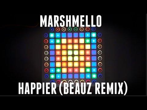 Marshmello - Happier Ft. Bastille (BEAUZ Remix) | Launchpad Cover/Shortplay [LPWorld Entry]