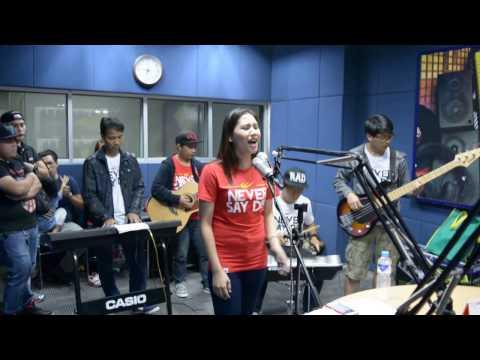 Maria Gracia - NSD (Live Session at 95.5 Pinas FM)
