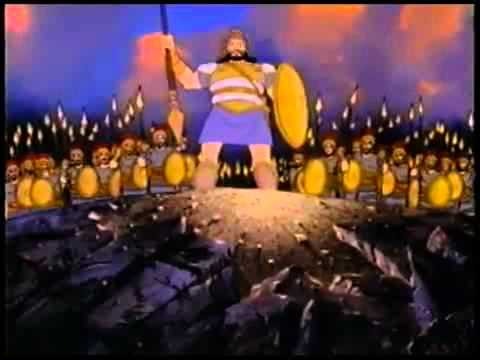 Bible Story for Children- David and Goliath (Full Story Animated)
