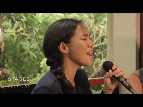 Aicelle Santos - Ready For Love (an India.Arie cover) Live at the Stages Sessions