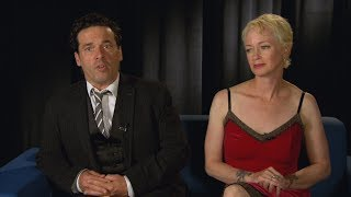Amanda and Joseph Boyden uncut interview for Lake Ontario Waterkeeper