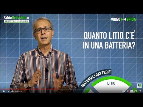 Litio, Cobalto E Terre Rare: Calcolo Preciso Delle Quantità Nelle Batterie