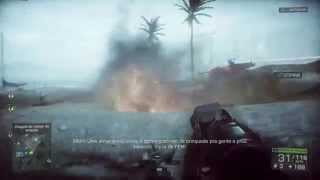 Battlefield 4 - Gameplay - XBOX ONE vs Ps4 / XBOX 360 vs Ps3