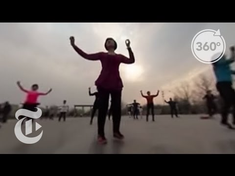 Little Apple Dance | 360 VR Video | The New York Times