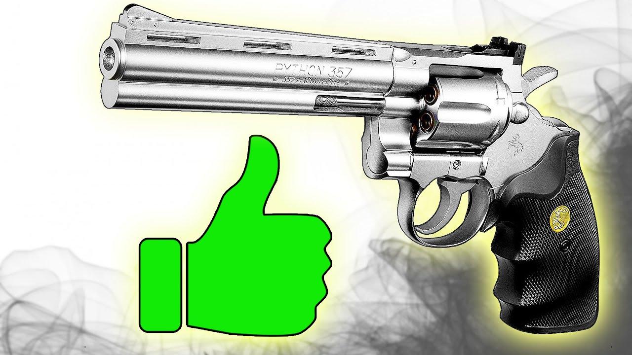 ТОП 10 САМЫЕ ЛУЧШИЕ РЕВОЛЬВЕРЫ мира ⭐ Colt, Magnum, Ruger, Smith & Wesson