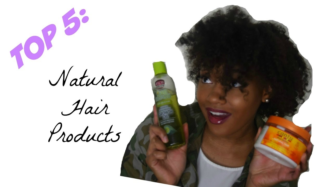 Favorite Hair Products For Natural Hair Kenya Alexis Youtube