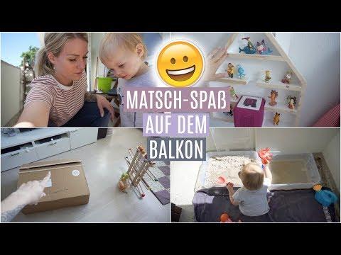 """Milas TONIE Sammlung ❘ Balkon """"MATSCHKÜCHE"""" ❘ Spielzeug TAUSCHEN ❘ MsLavender"""