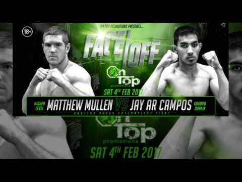 On Top - Face Off - Jay Ar Campos Vs Matthew Mullen