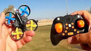 S105 Cheap Whoop Clone Flight Test Review
