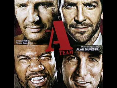 The A-Team - Original Score - Alan Silvestri