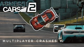 Project CARS 2 | MULTIPLAYER CRASHES | Crash Compilation 2
