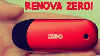 The FIRST Press 'N Fill Refillable Pod System! The Renova Zero!