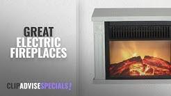 Top 10 Comfort Glow Electric Fireplaces [2018] | New & Popular