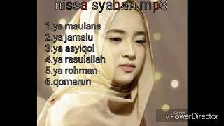 Gambar cover NISSA SYABAN-lagu solawat TOP Trending Spesial Ramadhan 2018