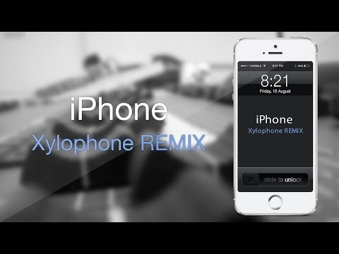 Apple Ringtone Remix  [Xylophone] Pop/Funk