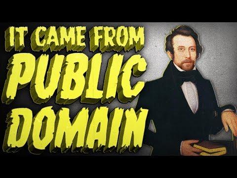 It Came From Public Domain! w/Erik (Internet Comment Etiquette)