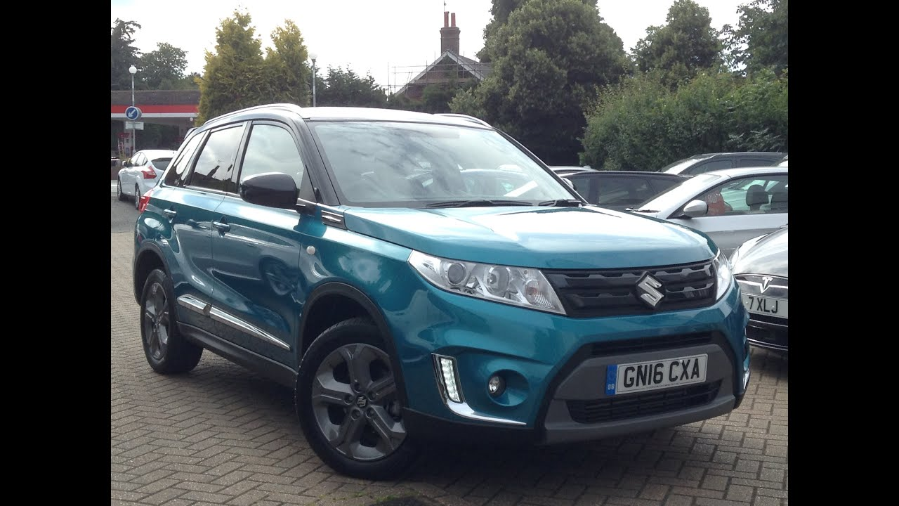 suzuki vitara 1 6 ddis sz t urban pack 5drfor sale at cmc cars near brighton sussex youtube. Black Bedroom Furniture Sets. Home Design Ideas