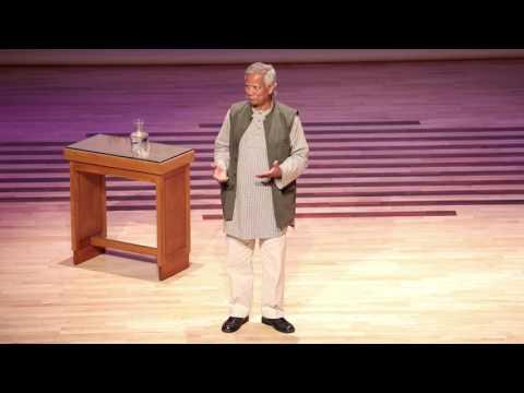 Muhammad Yunus at SingularityU New Zealand | Singularity University