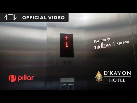 Pillar Traction Elevator @ MidTown Xpress Hotel, Yogyakarta