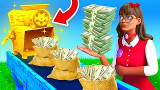 The *MONEY WARS* Game Mode in Fortnite!