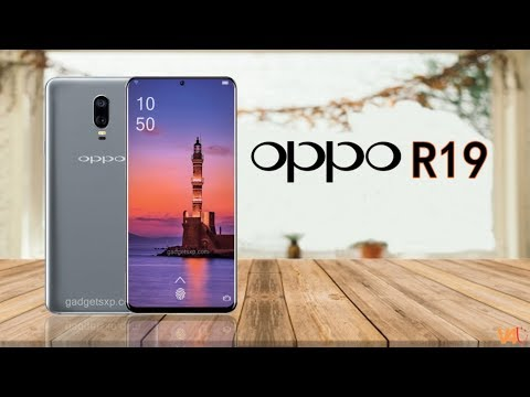 OPPO R19 Official, Release Date, Price, 8GB RAM, VOOC Charging, In-display Camera, 5G Network, Specs