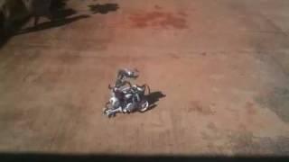 Kai's Transformer Robot