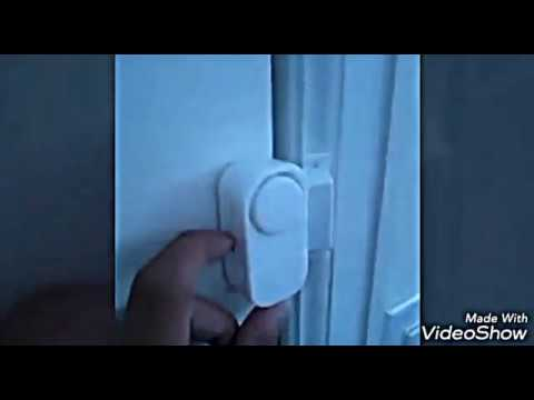 Dollar Tree Magnet Alarm (QuickReview)