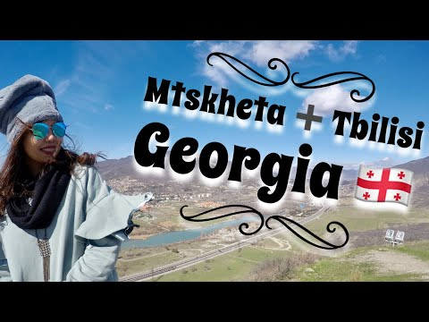 Day 1: 📍Mtskheta ➕ Tbilisi Tour | Georgia 🇬🇪 Travel (Part 2)