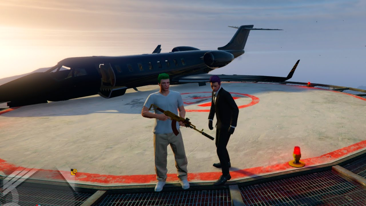 Gta V Online Hola Soy Vegetta777 198 Gta 5 Gameplay Youtube