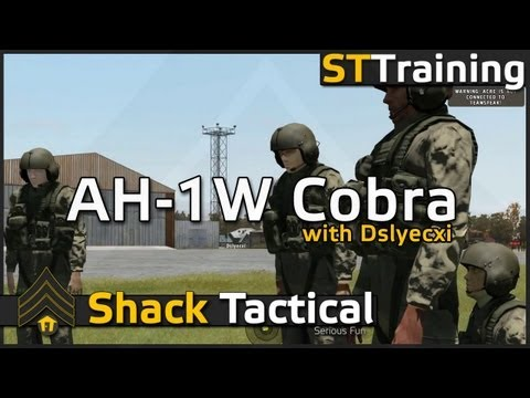 AH-1W Cobras with Dslyecxi - ShackTac Arma 2
