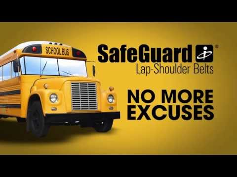 No More Excuses: School Bus Seat Belts