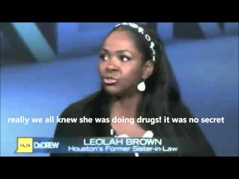 Whitney Houston Killer Is Singer RAY J