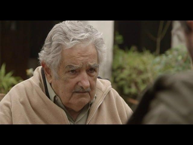 José Mujica sobre el consumismo