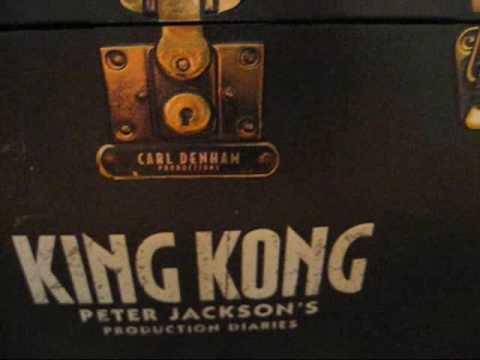 King Kong Production Diaries