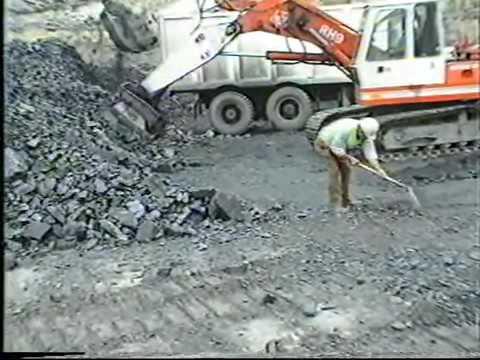 Opencast Mining in the UK @3.webm