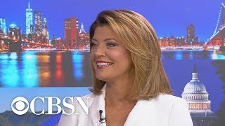 "Norah O'Donnell starts anchoring ""CBS Evening News"" July 15"