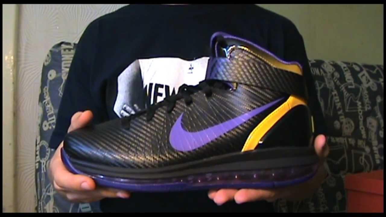 best sneakers a8a21 964fb Видео-обзор Nike Air Max Hyperdunk 2010