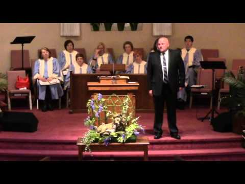 Sermon -- Chris Walls -- March 27, 2016