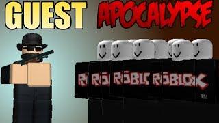 Guest Apocalypse - A ROBLOX Machinima