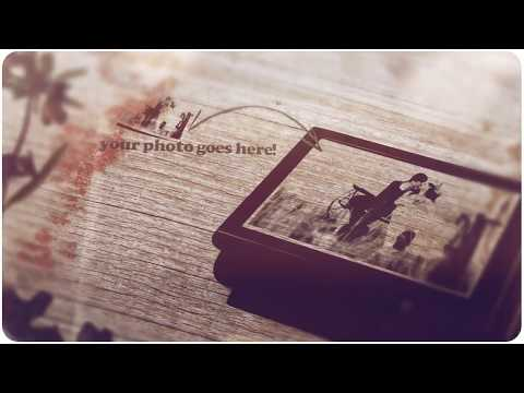 Custom Photo Frame Musical Jewelry Box: Install Any Recording, Song, Engraved Message