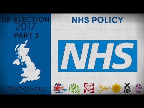 UK Election 2017 — Part 3 — Where Do The Parties Stand On The NHS?